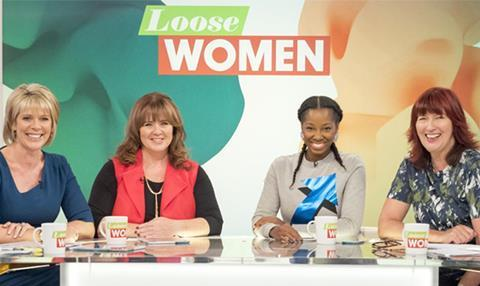 1cedb90d4cfa8 ITV Studios  17-year old topical debate show secured an Albert+ logo after  providing evidence that it has reduced its carbon footprint.