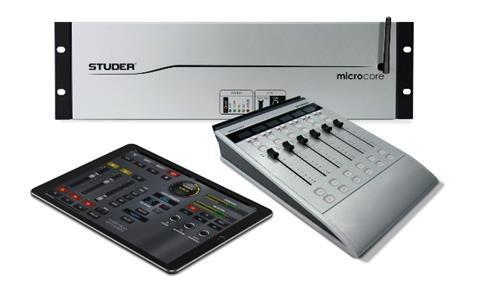 Studer Micro series