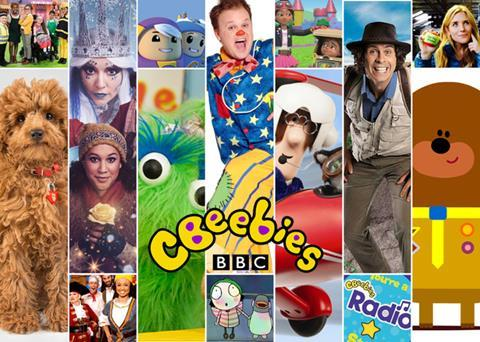 CBeebies montage - use this replacement