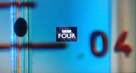 BBC Four ident 2