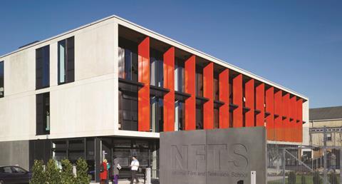 NFTS building