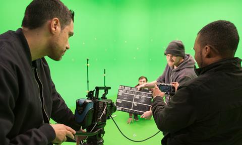 Vari cam filming 2