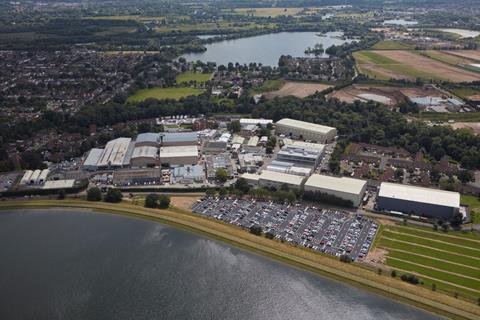 Shepperton Aerial