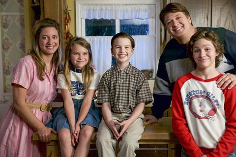 Young Sheldon - Channel 4