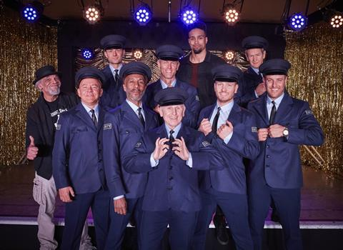 The real full monty
