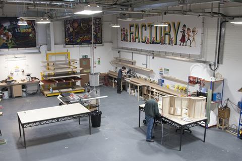 Factory ce workshop