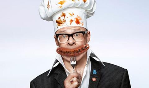Harry Hill's Tea Time