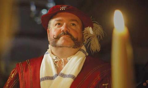 Britain's Tudor Treasures: A Night At Hampton Court