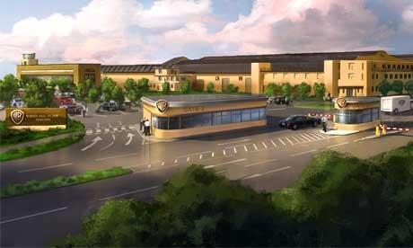 Warner Bros plans for Leavesden Studios