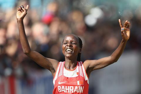 World Athletics Championship Marathon