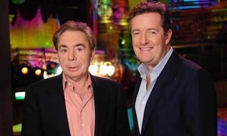 When Piers Met… Andrew Lloyd Webber