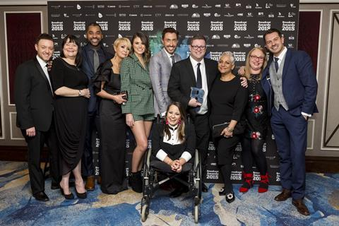 Best soap or continuing drama media wall