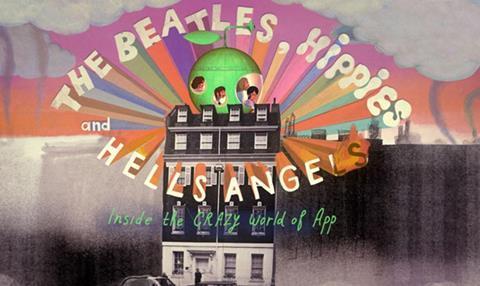 Beatles Hippies