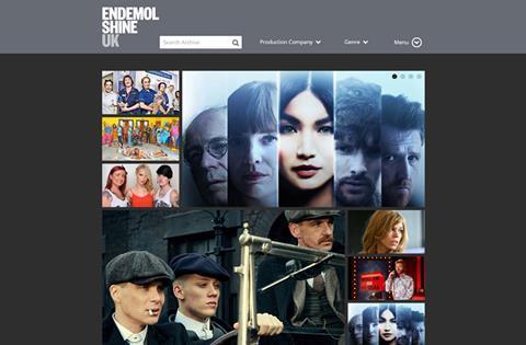 Imagen endemol homepage
