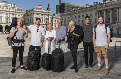 Celeb hunted specials ch 322