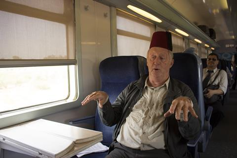 Chris Tarrant: Extreme Railway Journeys