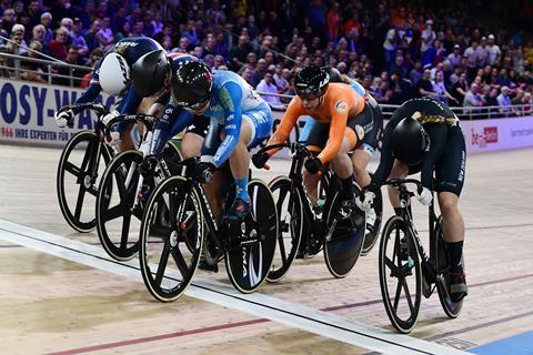 Cyclisme sur piste Eurosport