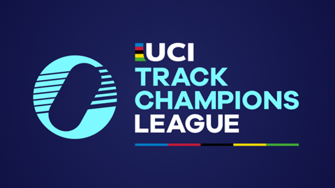 Logo UCI Track Champions League