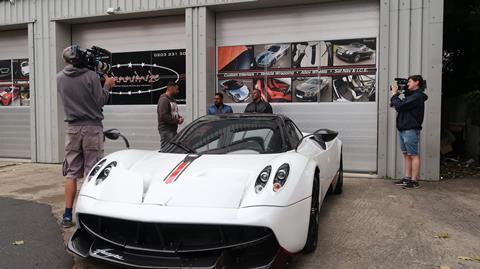 Yianni supercar customiser bts2