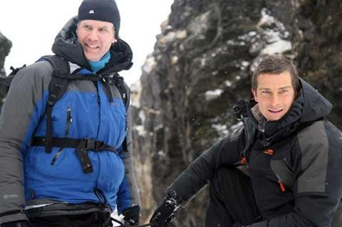 Born Survivors: Bear Grylls and Will Ferrell, Channel 4