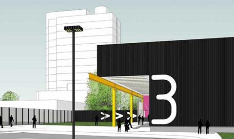 Artist's impression: studios expect to benefit from a new wave of high-end productions in the wake of tax breaks