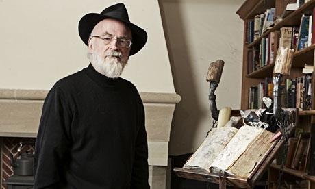 Terry Pratchett Choosing to Die
