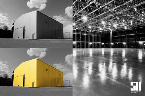 Stage Fifty 1  - 1340890 stagefifty1 20479 - Stage Fifty to create 300,000 sq ft of studio space   News