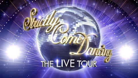 Sonalyst gallery strictly come dancing the live tour