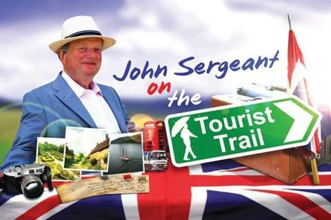 John Sergeant on the Tourist Trail