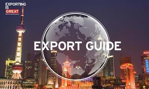 UKTI Export Guide