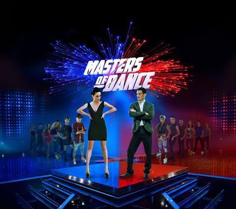 Keshet masters of dance