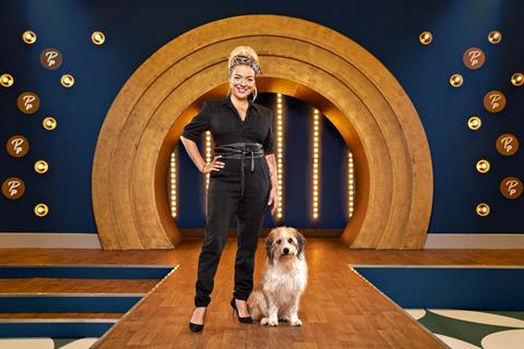 Pooch Perfect host Sheridan Smith