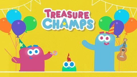 Treasure Champs Cbeebies Features Broadcast