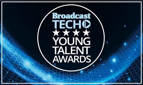 Young talent awards logo