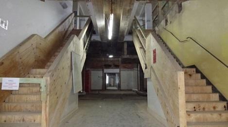 TVC redevelopment