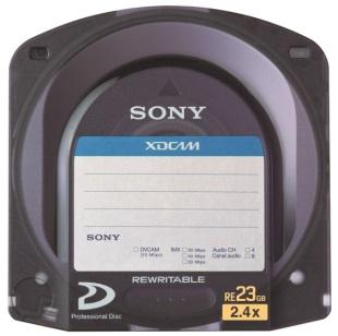 Sony XDCam