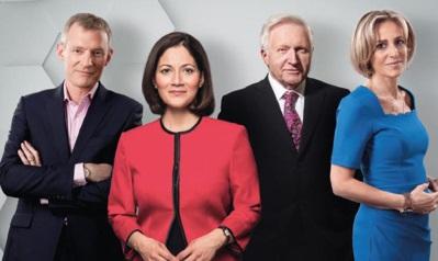 BBC election team