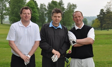 Charity golf day