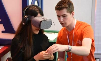 Sheffield DocFest VR