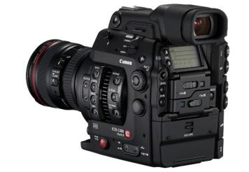 Canon EOS C300 MKII