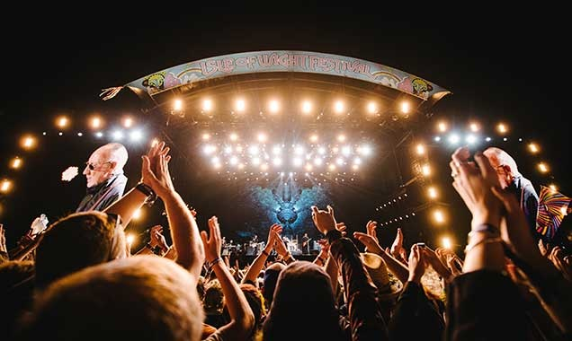 Isle of Wight Festival 2016 The Who